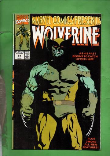 Marvel Comics Presents Vol. 1 #51 90
