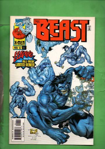 Beast Vol 1. #1 May 97