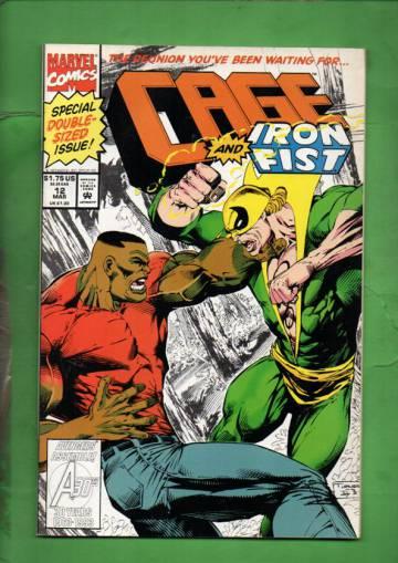 Cage Vol. 1 #12 Mar 93
