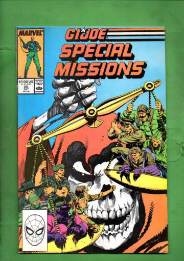 G.I. Joe Special Missions Vol. 1 #26 Oct 89