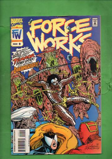 Force Works Vol. 1 #9 Mar 95