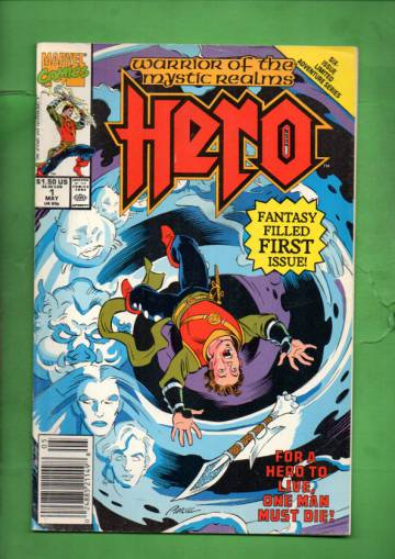 Hero Vol. 1 #1 May 90
