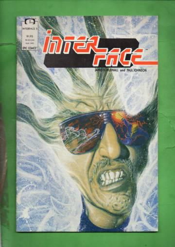 Interface Vol. 1 #5 Aug 90