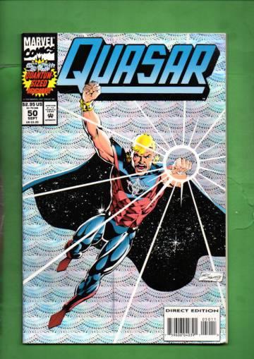 Quasar Vol. 1 #50 Sep 93