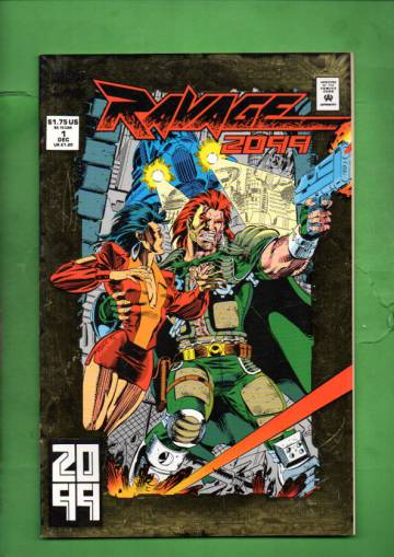 Ravage 2099 Vol. 1 #1 Dec 92