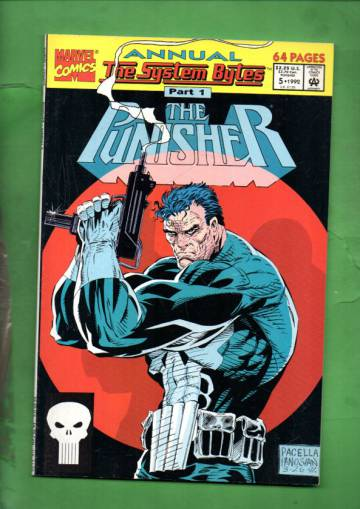 The Punisher Annual Vol. 1 #5 92