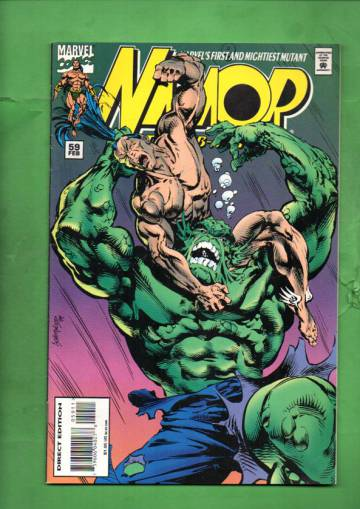 Namor, The Sub-Mariner Vol. 1 #59 Feb 95