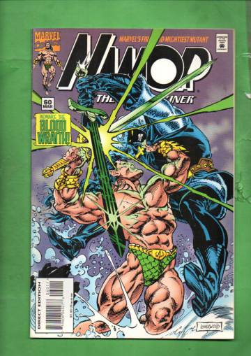 Namor, The Sub-Mariner Vol. 1 #60 Mar 95