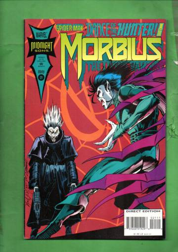 Morbius: The Living Vampire Vol. 1 #21 May 94