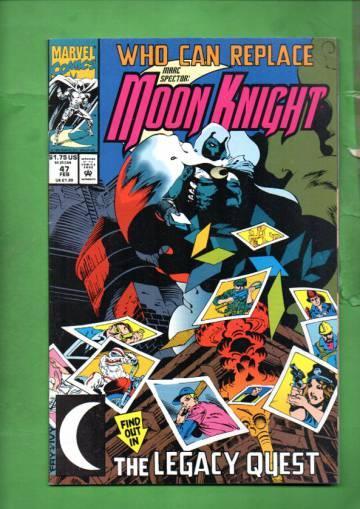 Marc Spector: Moon Knight Vol. 1 #47 Feb 93