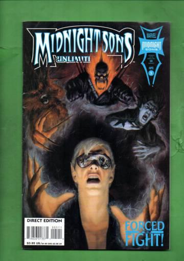 Midnight Sons Unlimited Vol. 1 #5 Apr 94