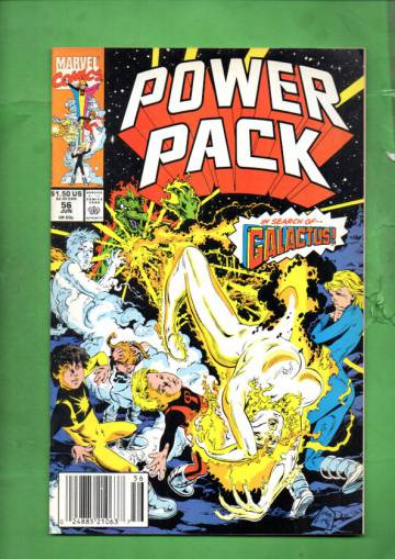 Power Pack Vol. 1 #56 May 90