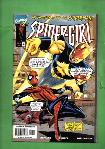 Spider-Girl Vol. 1 #7 Apr 99