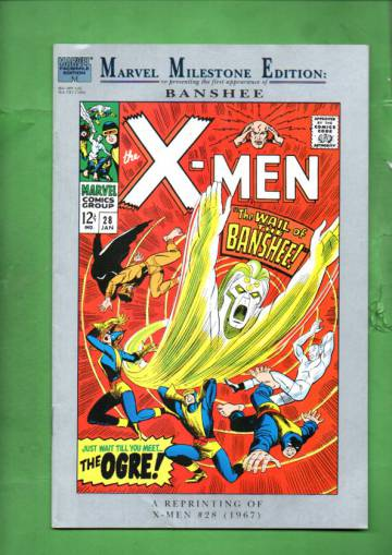 Marvel Milestone Edition: X-Men #1 Nov 94