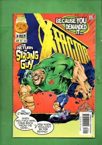 X-Factor Vol. 1 #135 Jun 97