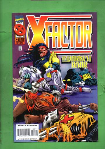 X-Factor Vol. 1 #120 Mar 96