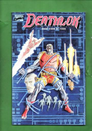 Deathlok Vol. 1 #4 Oct 90