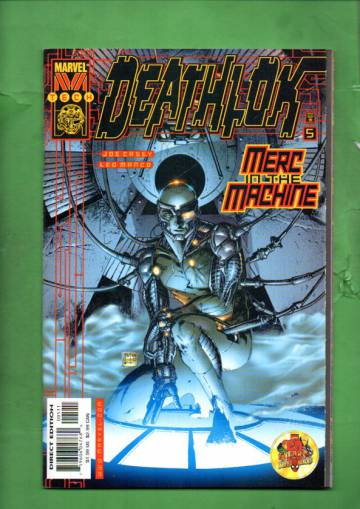 Deathlok Vol. 2 #5 Jan 00