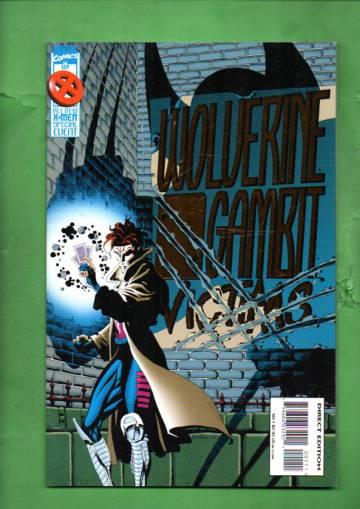 Wolverine/Gambit: Victims Vol. 1 #1 Sep 95