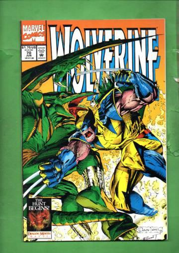 Wolverine #70 Jun 93