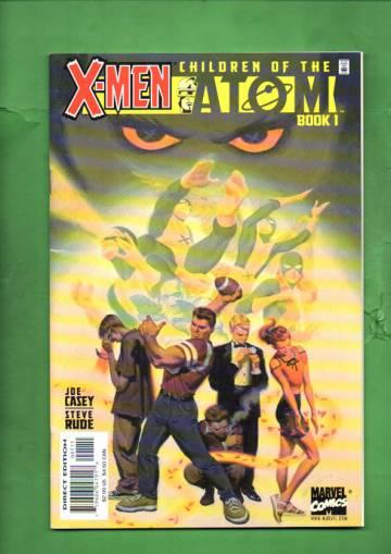 X-Men: Children of the Atom Vol. 1 #1 Nov 99