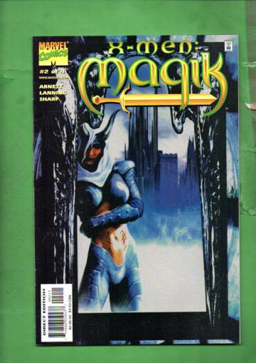 Magik Vol. 1 #2 Jan 00