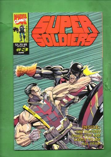 Supersoldiers Vol. 1 #3 Jun 93