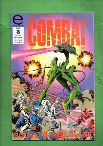 Strange Combat Tales #2 Nov 93