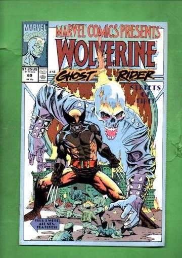 Marvel Comics Presents Vol. 1 #69 91