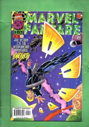Marvel Fanfare Vol. 1 #4 Dec 96