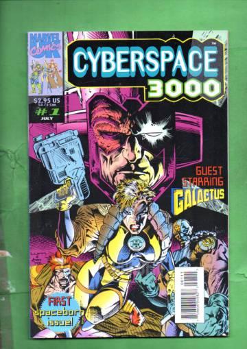 Cyberspace 3000 Vol. 1 #1 Jul 93