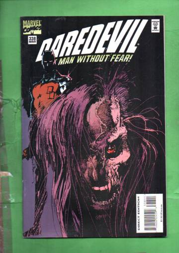Daredevil Vol. 1 #338 Mar 95
