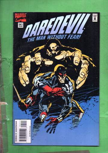 Daredevil Vol. 1 #341 Jun 95