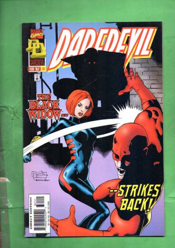 Daredevil Vol. 1 #361 Feb 97