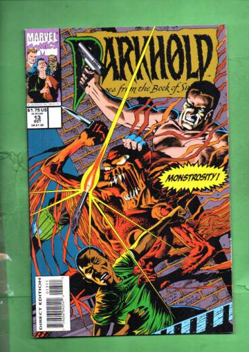 Darkhold: Pages from the Book of Sins Vol. 1 #13 Oct 93