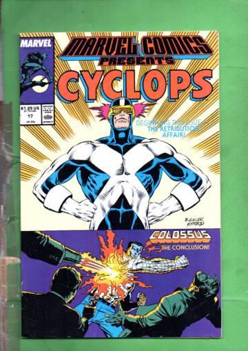 Marvel Comics Presents Vol. 1 #17 Late Apr 89