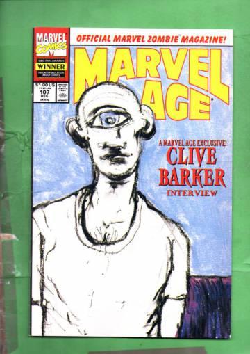 Marvel Age Vol. 1 #107 Dec 91
