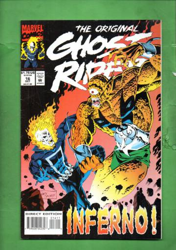 The Original Ghost Rider Vol. 1 #16 Oct 93