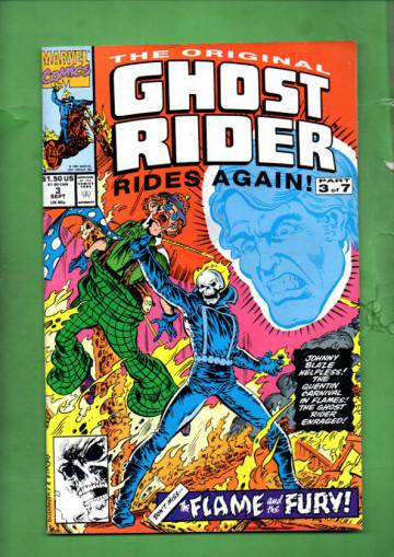 The Original Ghost Rider Rides Again Vol. 1 #3 Sep 91