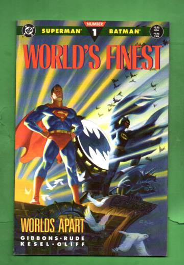 World's Finest: Book One of Three