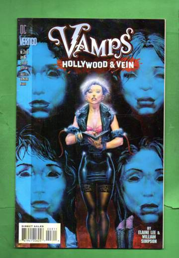 Vamps: Hollywood & Vein #3 Apr 96