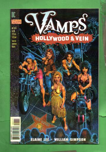 Vamps: Hollywood & Vein #1 Feb 96