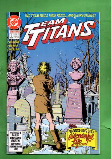 Team Titans #6 Mar 93