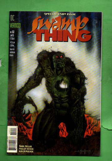 Swamp Thing #150 Jan 95