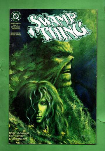 Swamp Thing #127 Jan 93