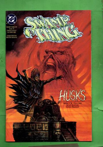 Swamp Thing #124 Oct 92