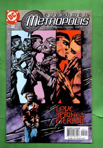 Superman: Metropolis #2 May 03