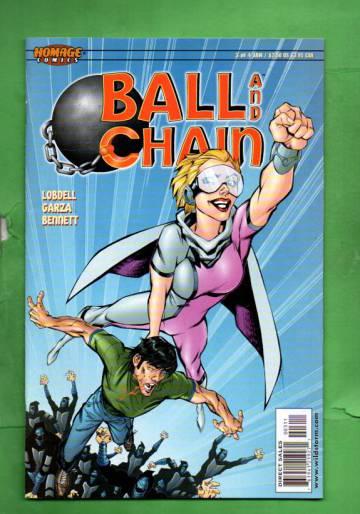 Ball and Chain #3 Jan 00