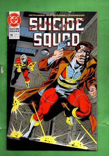 Suicide Squad #51 Mar 91