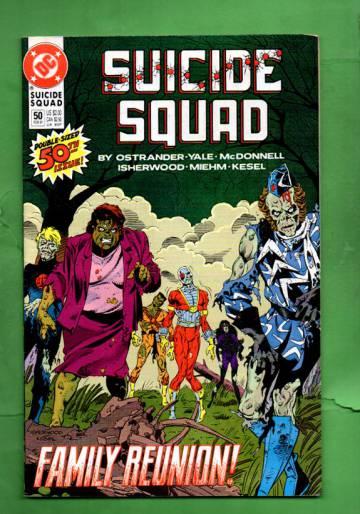 Suicide Squad #50 Feb 91